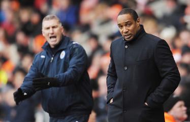 Blackpool v Leicester City - npower Football League Championship