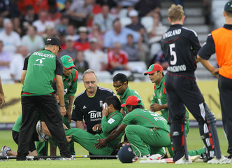 England v Bangladesh First NatWest One Day International