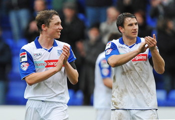 Tranmere Rovers v Shrewsbury Town - Sky Bet Football League One