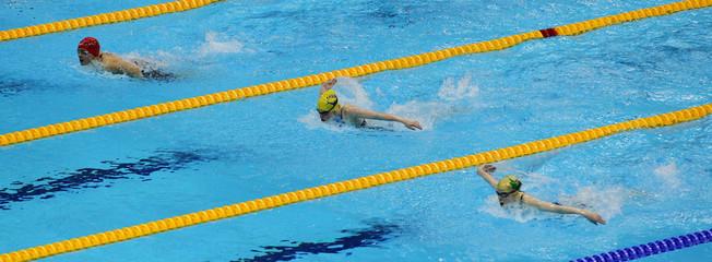 British Swimming Championships - London 2012 Test Event