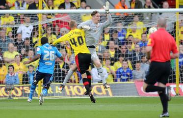 Watford v Leeds United - npower Football League Championship