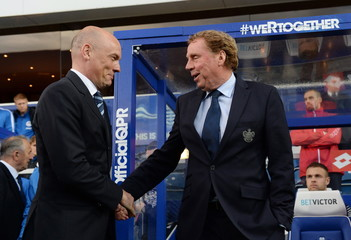 Queens Park Rangers v Wigan Athletic - Sky Bet Football League Championship Play-Off Semi Final Second Leg