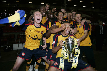 Liverpool v Arsenal FA Youth Cup Final Second Leg