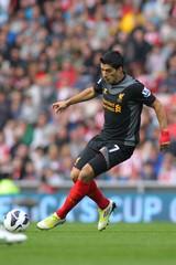 Sunderland v Liverpool - Barclays Premier League