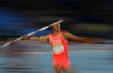 Athletics - Men's Decathlon Javelin Throw - Groups