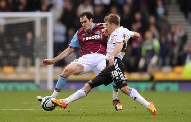 Derby County v West Ham United npower Football League Championship