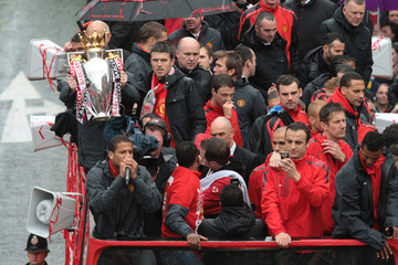 Manchester United Victory Parade