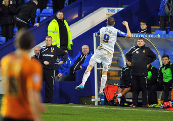 Tranmere Rovers v Wolverhampton Wanderers - Sky Bet Football League One