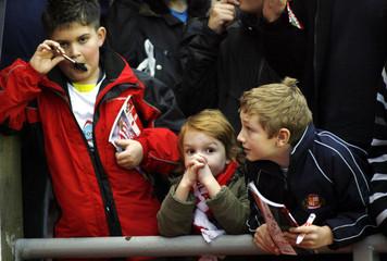 Sunderland v Arsenal Barclays Premier League