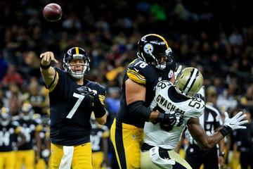 NFL: Preaseason-Pittsburgh Steelers at New Orleans Saints