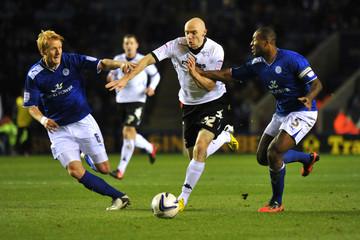 Leicester City v Derby County - npower Football League Championship