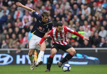 Sunderland v Tottenham