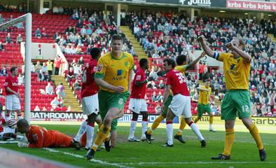 Charlton Athletic v Norwich City Coca-Cola Football League One
