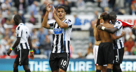 Newcastle United v Fulham - Barclays Premier League
