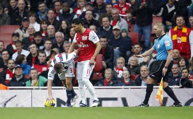 Arsenal v West Bromwich Albion Barclays Premier League