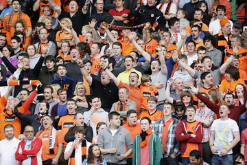 Dundee United v Dynamo Moscow UEFA Europa League Third Qualifying Round First Leg