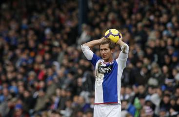 Blackburn Rovers v Bolton Wanderers Barclays Premier League