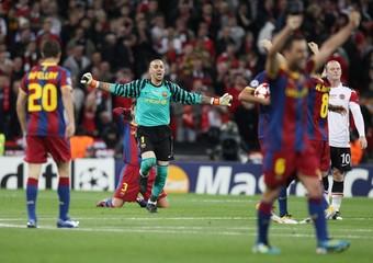 Manchester United v FC Barcelona 2011 UEFA Champions League Final