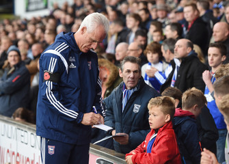 Ipswich Town v Watford - Sky Bet Football League Championship