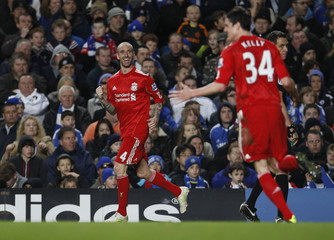 Chelsea v Liverpool Barclays Premier League
