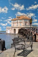 Casina Vanvitelliana - Lago Fusaro - Bacoli - Napoli - Italia