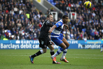 Reading v Fulham - Barclays Premier League