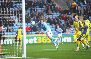 Coventry City v Leeds United npower Football League Championship