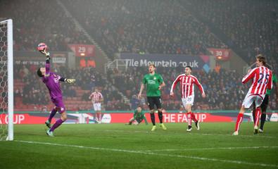 Stoke City v Wrexham - FA Cup Third Round