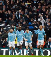 Manchester City v West Bromwich Albion Barclays Premier League