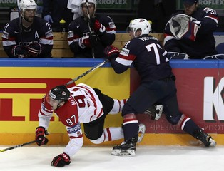 Ice Hockey - 2016 IIHF World Championship - Semi-final