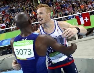 Athletics - Men's Long Jump Final