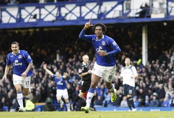 Everton v Bolton Wanderers Barclays Premier League