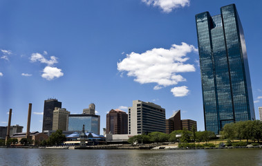 Toledo, OH Skyline