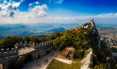 San Marino Wall mural
