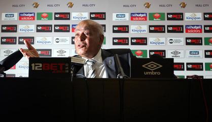 Hull City Press Conference