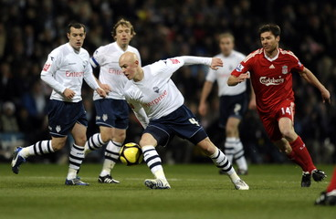 Preston North End v Liverpool FA Cup Third Round