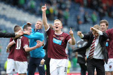 Heart of Midlothian v Hibernian The William Hill Scottish FA Cup Final