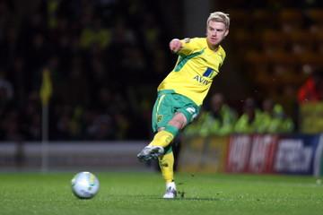 Norwich City v Crystal Palace npower Football League Championship