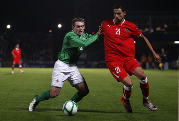 Northern Ireland v Morocco International Friendly