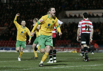 Doncaster Rovers v Norwich City Coca-Cola Football League Championship