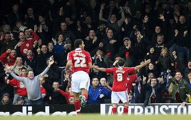 Bristol City v Cardiff City npower Football League Championship
