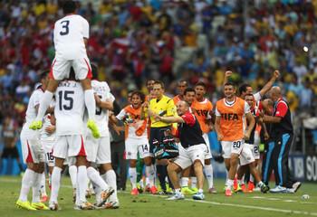 Uruguay v Costa Rica - FIFA World Cup Brazil 2014 - Group D