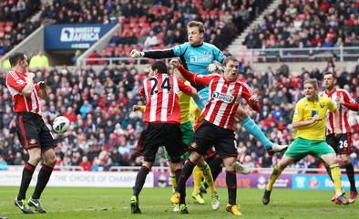 Sunderland v Norwich City - Barclays Premier League