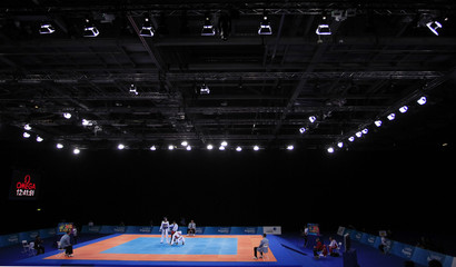 International Taekwondo Invitational - London 2012 Test Event
