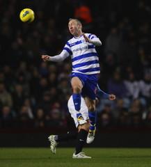 Aston Villa v Queens Park Rangers Barclays Premier League