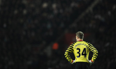 Southampton v Manchester United FA Cup Fourth Round