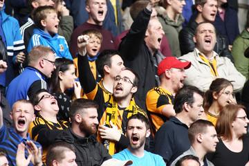 Hull City v Everton - Barclays Premier League