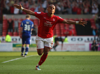 Nottingham Forest v Leicester City npower Football League Championship