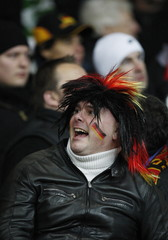 Russia v Germany 2010 World Cup Qualifying European Zone - Group Four