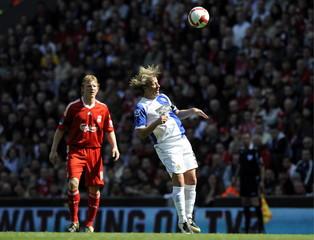 Liverpool v Blackburn Rovers Barclays Premier League